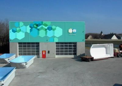 Produktionsstandort Österreich