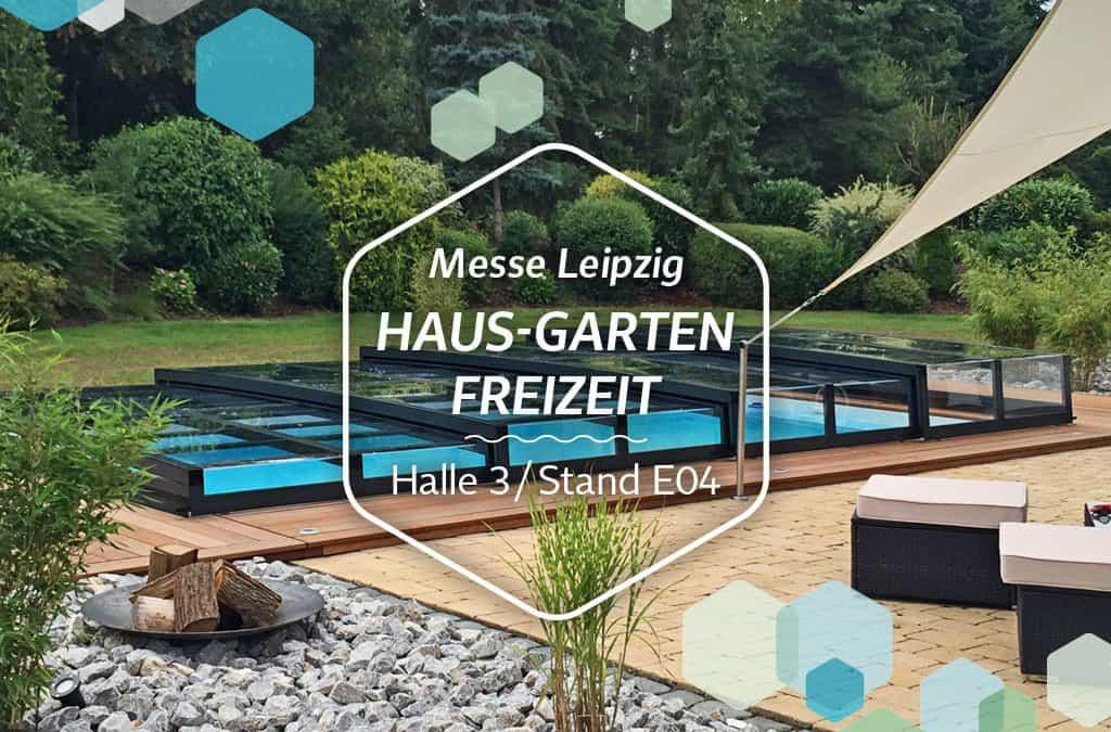 Auf geht's zur Haus-Garten-Freizeit