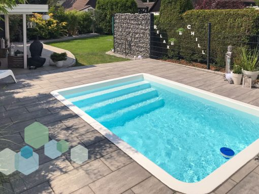 B+M Poly Pool · Pools, Schwimmbecken & Poolüberdachung mit ...