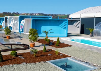 Große Ausstellung im Pool-Village Wilkau-Haßlau
